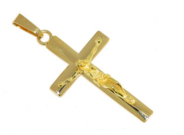Classically Styllish 18ct Yellow Gold Cross